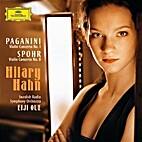 Paganini: Violin Concerto No. 1 / Spohr:…