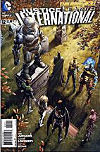 Justice League International #12 by Dan…