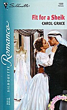 Fit for a Sheik by Carol Grace