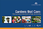 Gardens that care: planning outdoor…