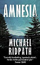 Amnesia by Michael Ridpath