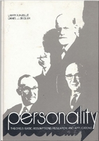 Personality Theories: Basic Assumption,…