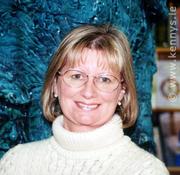 Author photo. Deirdre Purcell