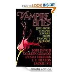 Vampire Bites: A Vampire Romance Anthology…