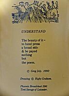 Understand by Greg Joly