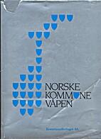 Norske kommunevåpen by Hans Cappelen