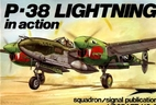 P-38 Lightning in Action - Aircraft No. 25…
