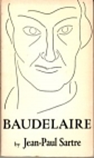 Baudelaire by Jean-Paul Sartre