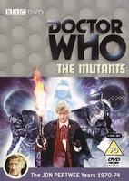 Doctor Who: The Mutants [DVD] by Jon Pertwee