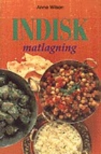 Indian Cooking by Anne Wilson