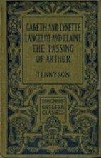 Tennyson's Idylls of the King - Selections:…