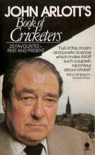 John Arlott's book of cricketers by John…