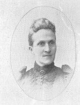 Author photo. Harriet Earhart Monroe (b.1842), Buffalo Electrotype and Engraving Co., Buffalo, N.Y.