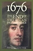 1676: The End of American Independence by…