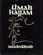 Nelikvärsid by Umar Hajjam