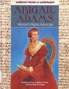 Abigail Adams by Angela Osborne