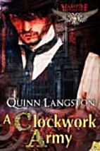 A Clockwork Army (Vampire Extraordinaire) by…