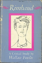 Rimbaud by Wallace Fowlie