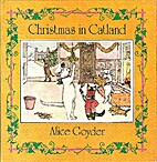 Christmas in Catland by Alice Goyder