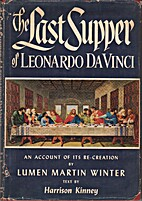 The Last Supper of Leonardo da Vinci, an…