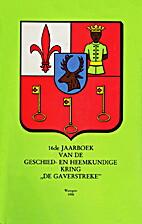 16de Jaarboek van de Geschied- en…