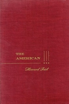 The American by Howard Fast