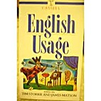Cassell English Usage by Tim Storrie