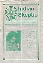 Indian Skeptic Vol. 16 No. 02, 15-06-2003 by…