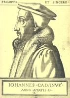 Johannes Calvijn by Emile M. Braekman