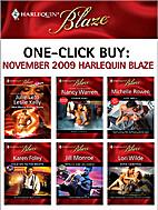 One-Click Buy: November 2009 Harlequin Blaze…