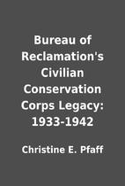 Bureau of Reclamation's Civilian…