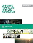 CFA Level I 2013: Volume 4 -- Corporate…