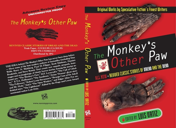 tempting fate essay on the monkeys paw Home → sparknotes → short story study guides → the monkey's paw fate or foolishness indicate the shape of the essay to come.