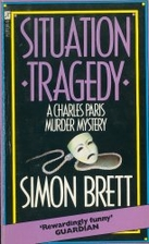 Situation Tragedy by Simon Brett