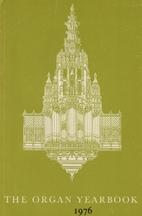 The Organ yearbook vol. 7