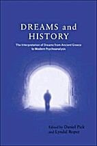 Dreams and History: The Interpretation of…