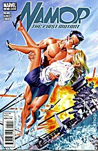 Namor The First Mutant #5 by Stuart Moore
