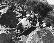 Author photo. Roland Petersen at Shasta Reservoir, California<br>Source: <a href=&quot;http://www.usbr.gov/museumproperty/art/biopeter.html&quot;>US Bureau of Reclamation Fine Art Collection</a>