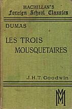 Les Trois Mousquetaires by Alexandre Dumas