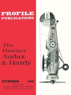 Profile 140: Hawker Audax & Hardy. by…