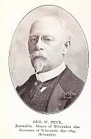 Author photo. Image from Notable Men of Wisconsin, Williams Publishing, Milwaukee, 1902