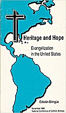 Heritage and hope: Evangelization in the…