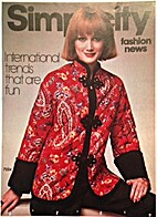 Simplicity Fashion News, 1975 December by…