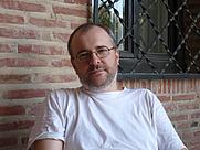Author photo. André Pogoriloffsky