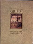 Sprookjes van Grimm by Jacob Grimm