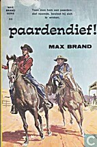 Paardendief by Max Brand