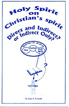 Holy Spirit on Christian's Spirit: Direct…