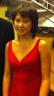 Author photo. By Fox Wu from Baden-Baden, Germany - Cropped from With Yuja Wang, CC BY 2.0