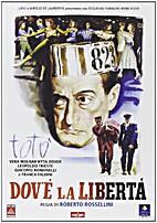 Dov'è la libertà. DVD by Totò