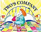 Two's Company by Amanda Benjamin Cohen